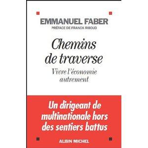 """""""Vivre l'économie autrement"""" par Emmanuel Faber, VP de Danone"""