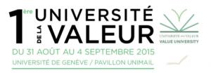 université de la valeur logo