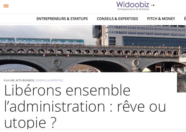 """Le CJD propose de """"libérer l'administration"""""""