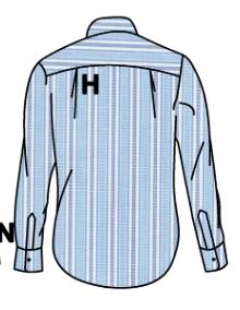 Valeur(s) d'une chemise ? Et des boutons de manchette ?