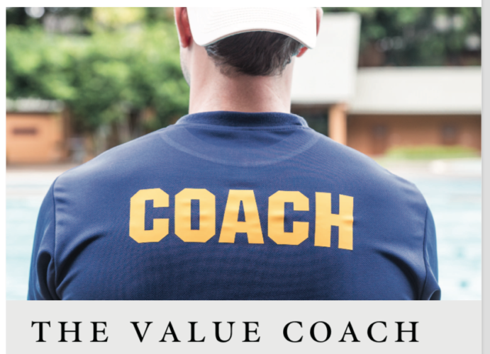 The Value coach, a proposition by Koen Schmitz from ProRail