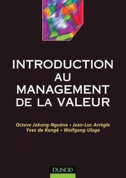 Introduction au management de la valeur - Théories et pratiques