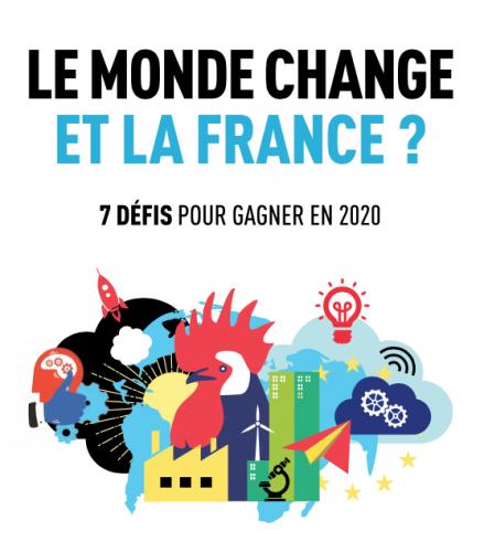MEDEF - France 2020 : changer de méthode, un impératif !