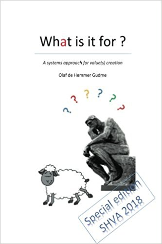 « What is it for ? a system approach for value(s) creation » edited at last !