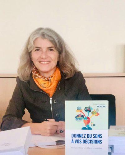 Donnez du sens à vos décisions, par Sylvie-Nuria Noguer